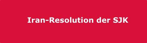 Iran-Resolution der SJK