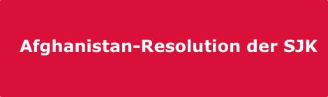 Afghanistan-Resolution der Süddeutschen Jährlichen Konferenz der EmK