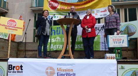 Fairer Handel statt Freihandel: Nein zu ttip, ceta und tisa