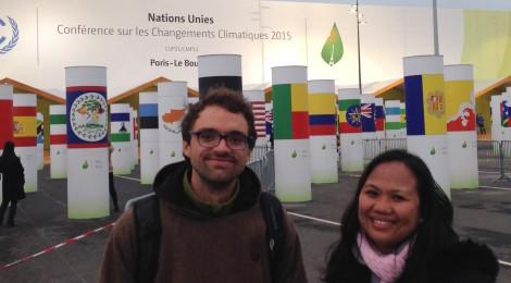 Was macht die EmK auf der COP21?