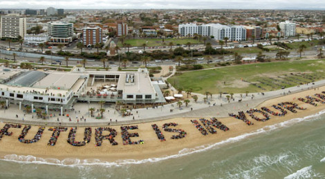 Aktionen zur Klimakonferenz