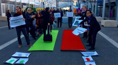 Religionsgemeinschaften auf der COP21