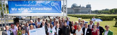 Wahlbankett - Wir wählen Klimaschutz