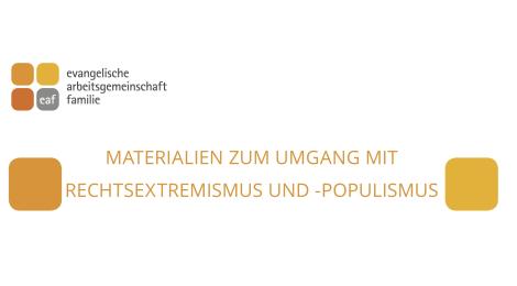 Umgang mit Rechtsextremismus und Populismus